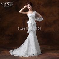 wedding dress new 2015 sexy lace mermaid wedding dresses vestido de noiva vestidos de novia fashionable robe de mariage 752