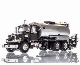 AceCool \TWH-Sword 1:50 truck model Mark Mark asphalt paving car - Black(China (Mainland))