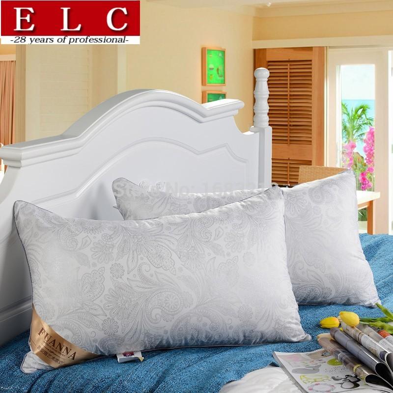 achetez en gros oreiller en plume en ligne des grossistes oreiller en plume chinois. Black Bedroom Furniture Sets. Home Design Ideas