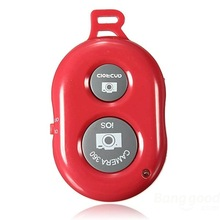 RedFlame Wireless Bluetooth Remote Control Camera Shutter For iPhone Smartphone