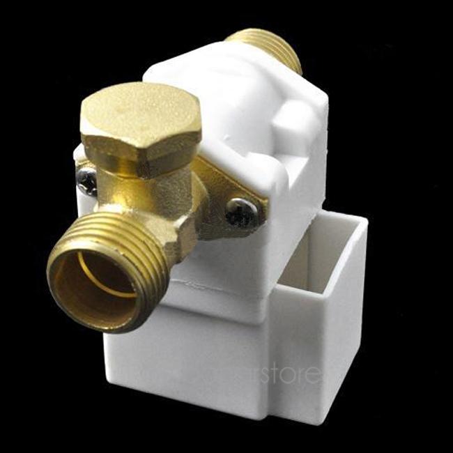 Электромагнитный клапан OEM DC 12V N/C 1/2 LX * DA0916 * 5 Solenoid электромагнитный клапан indesit с сушкой