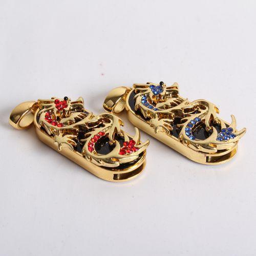 Hot Sale Fashion Jewelry Dragon USB Flash Drive 8GB 16GB 32GB 64GB USB 2.0 Flash Memory Stick Drive Car/Pen/Thumb Mini Usb Key(China (Mainland))