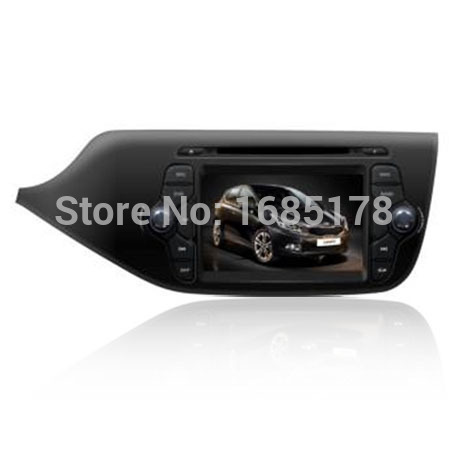 2015 new product double Din special car dvd for Kia Ceed Car dvd gps radio auto accessories support steering wheel control(China (Mainland))