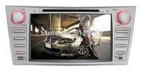 "High quality 8"" Toyota Camry 2006-2011 Car DVD with GPS Navigation Radio TV BT,Ipod,Russian menu+Free map"