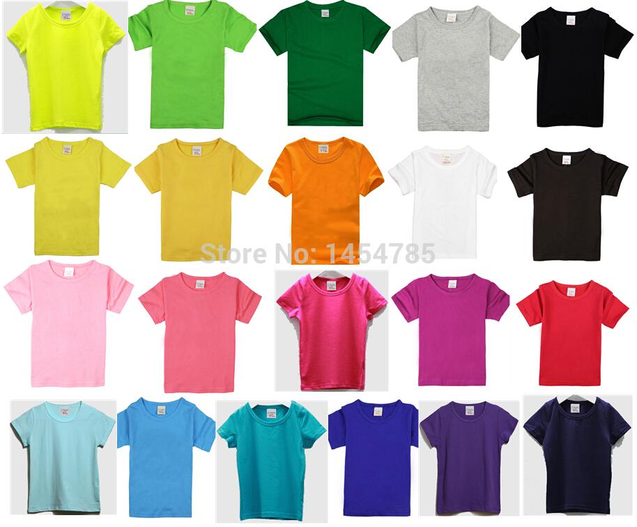 2015 New!! children clothes boys girls unisex t shirt cartoon children t-shirts 100% cotton children's t-shirt Free Shipping(China (Mainland))
