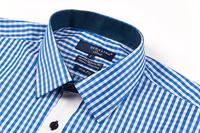 2015 camisa masculina blusas jeans shirt camisa DUDALINA roupas casual men male imported clothing xadrez blusa masculina  2202