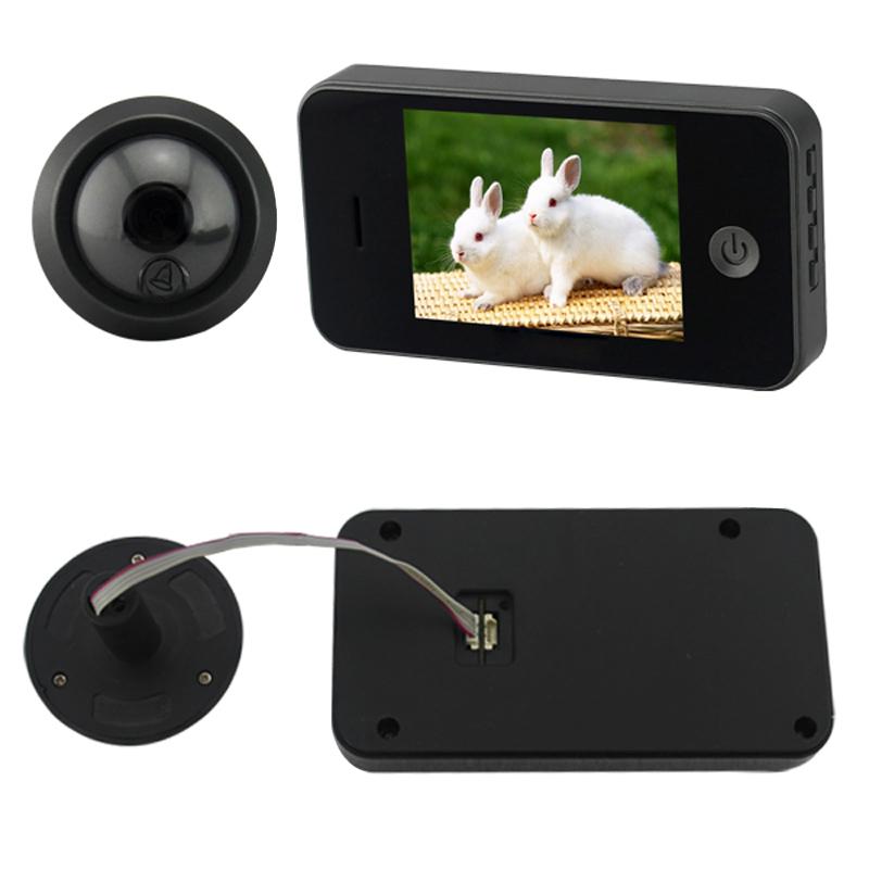 Видеодомофон Door viewer 3,5/tft PHV-3505 дверной глазок actop 5 0 tft gsm phv 3506
