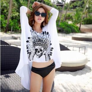 Женская туника для пляжа LYDIA LY-CY-