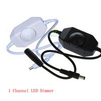 2015 New mini led lighting strip accessories for smd3528 5050 5630 led strip single color DC 12V LED Controller dimmer