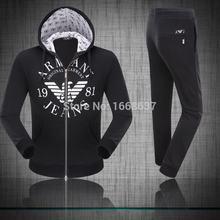 High Quality Men's Sport suit Hot Sale Tracksuits Man Sweatshirt Outdoor Men tracksuit (China (Mainland))