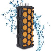 Big Promotion Portable Bluetooth Speaker Stereo Audio Sound Outdoor Waterproof Shockproof Speaker#KA005