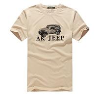 UDOD High Quality Mens T-Shirts Fashion Brand Casual men T shirts Outdoor Tops Short Sleeves 95% Cotton M L XL XXL XXXL JR8002