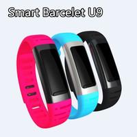 Fashion U9 Bluetooth Smart Watch U See UWatch Men Women Sports Watch Wrist For Samsung Android Mobile Phone Pedometer
