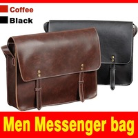 Men Messenger Bags Limited Unisex 2015 New Messenger Bag Simulation Crazy Horsehide Handbag Retro Shoulder for Locomotive Style