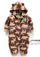 new 2014 autumn romper baby clothing newborn baby boy romper kids overalls baby wear