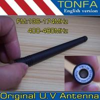 Original TonFa UV 985 Dual Band Antenna 136-174MHz 400-480MHz Free Shipping