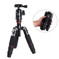 Fotopro Pro Mini Portable Flexible Tripod M-4 with Ball Head  3kg Load For DSLR Camera Canon Nikon Macro Shooting Free Shipping