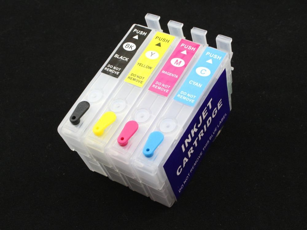 Картридж с чернилами For Epson ICBK69 ICBK69l Epson PX/535f PX/045a PX 405 PX/435a ICBK69/ICC69/ICM69/ICY69