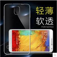 1x 0.3mm Ultra Thin TPU Gel Soft Cover Case For Samsung Galaxy Note III 3 N9000 N9002 N9005 Note III
