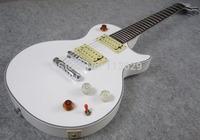 Electric Guitar, LP White, High Quality