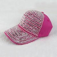 Summer women's pearl sparkling diamond baseball cap fashion trend star rhinestone casual cap sun hat