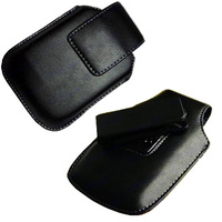 2014 Brand New Fashion Mobile Phone Pouch Cover Leather Case For BlackBerry Curve 8520 8530 8900