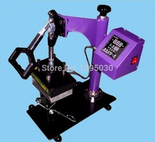 Free shipping by DHL  1 pcs Cap & Flat Press Machine (CP3815 )