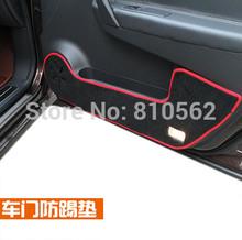 2008 to 2014 Renault Koleos Fluence door pad, suit for car koleos protection mat auto protection pad(China (Mainland))