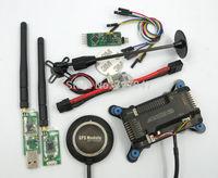 Side pin APM APM2.6 Flight Controller w/ Shock Absorber +Neo M8N GPS W/ Holder +Power Module + Minim OSD+915MHZ 915 telemetry
