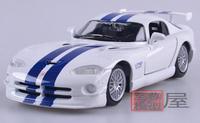 Maisto New Arrival Dodge Viper GT2 Model 1:24 High Imitation Alloy Sports Car model Popular Car Toys For Children Free Shipping