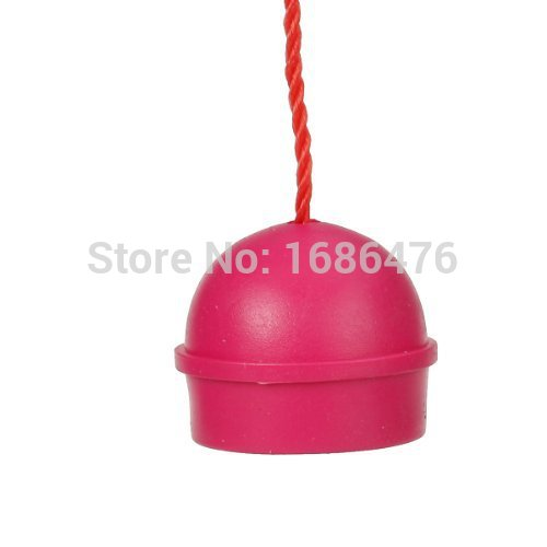 Free shipping Billiards Pool Table Rubber Chalk Holder Rubber Pool Cue Chalk Grip with Cord(China (Mainland))