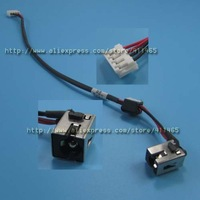 Free shipping 5x New DC Jack with Cable fit for Lenovo G470 G470AP G475 Y471 G570