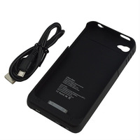 2PCS/LOT 4S battery 1900mah Backup Power Bank for iphone 4G 4S Power Case Cover