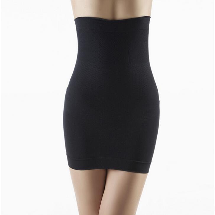 Women Seamless Slimming Body Shaper Dress Tube Control Slips Half Boob Tube Shapwear Waist Cincher Sexy Beauty Bodies Magic(China (Mainland))