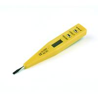12V-220V AC DC Night Light Display Digital Electrical Tester Electric Pen Probe Voltage Inductance Detector Slotted Tip
