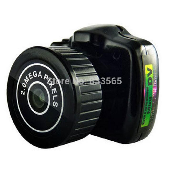 A10 Mini Smallest Camera Camcorder Video Recorder DVR Spy Hidden Pinhole Web cam T1575 T15(China (Mainland))