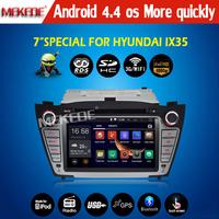 High performance dual-core7''capacitive screen Car gps player for Hyundai IX35 Car dvd player with radio wifi 3G MIC video