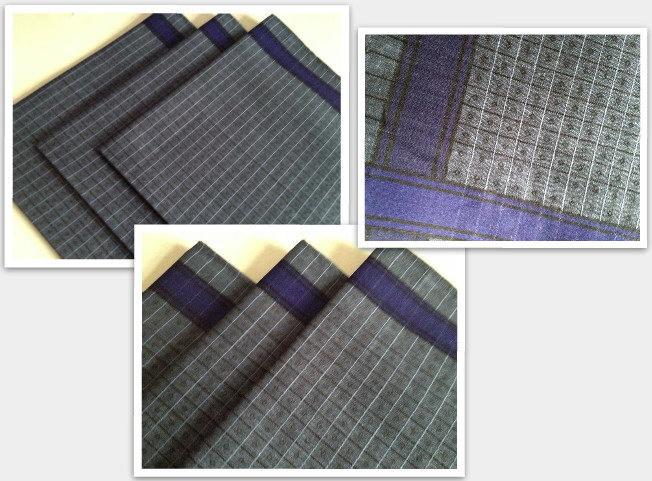 12 pieces / one dozen large size 43cm x 43cm classic pattern 100% cotton handkerchiefs(China (Mainland))