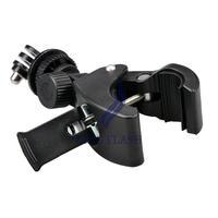 Bike Bicycle / Motorcycle Handlebar Camera Mount + Tripod Adapter For Gopro Hero 3 2 1 Go Pro Hero3 Gopro Accessories