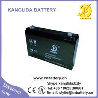 6v 10ah  rechargeable sealed lead acid battery