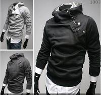 M-4XL wholesales 2014 Autumn&Winter Fashion Rabit fur Hoodies Sweatshirt Men,Fashion Hoodies Jackets Coat Male famale Hot