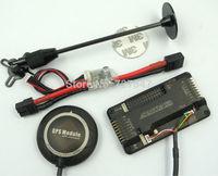 APM2.6 ArduPilot Mega 2.6 APM Flight Controller + NEO-M8N GPS Module W/ Stand Holder +Current Power Module with BEC