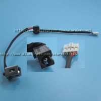 Free shipping5x New Power DC Jack with Cable Connector Socket fit for   TOSHIBA SATELLITE P870 P875 SERIES