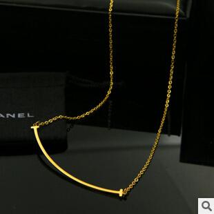 Gurantee 100% Titanium Steel roses sheep 2015 costume statement roses 2015 costume necklace & pendants china N019(China (Mainland))