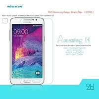 Nillkin Brand 9H Anti-Burst Tempered H Glass Screen Protector Film For Samsung Galaxy Grand Max G7200,Free Shipping