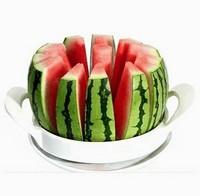 2015 Kitchen accessories Kitchen cooking Tools Stainless Steel Watermelon Cantaloupe Slicer Fruit Cutter utensilios de cozinha