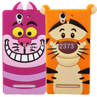 3D Cartoon Monsters University Sully Tiger Pattern Soft Cover Phone Case For Sony Xperia C3 Silicon Back Cases Cover For Sony C3