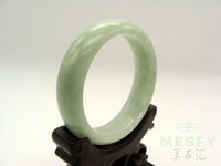 Very Beautiful Certified Natural Chinese Guizhou Jade Bangle Bracelet 58mm 65.16 g Best Gifts For Mother Friends Free Shipping