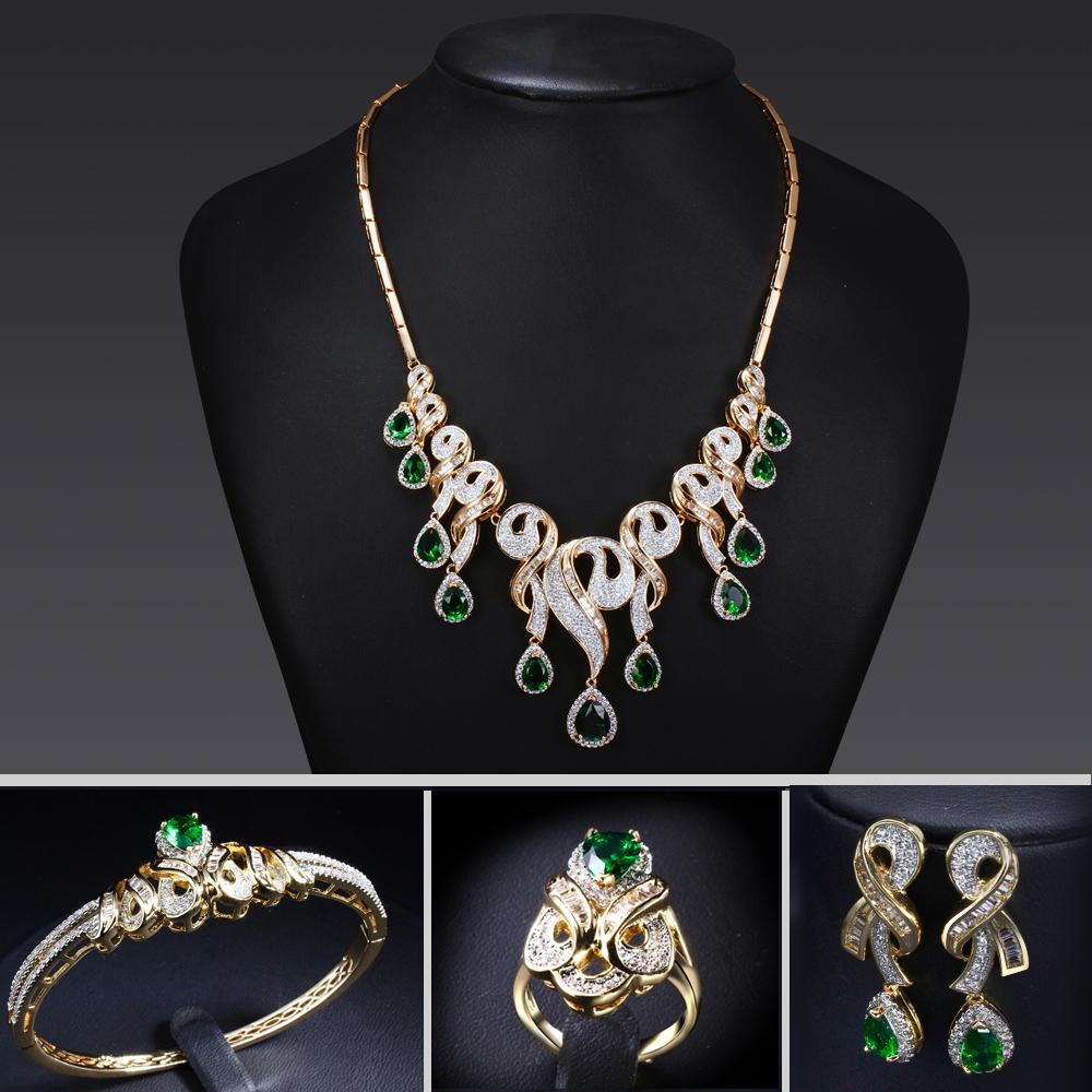 Gold Tone Jewelry Sets Gold 2 Tone Jewelry Sets Large