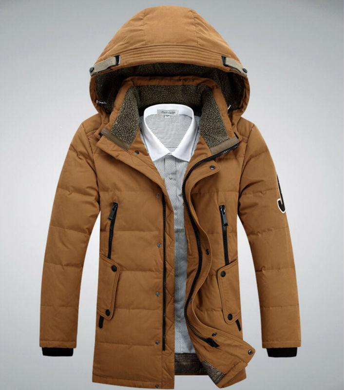 2015 novo estilo homens casaco inverno quente 90% pato para baixo homens jaqueta casual com capuz casacos de inverno dos homens de homens parque casaco ourdoor(China (Mainland))